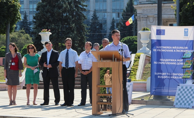 șah, academia națională de șan din moldova
