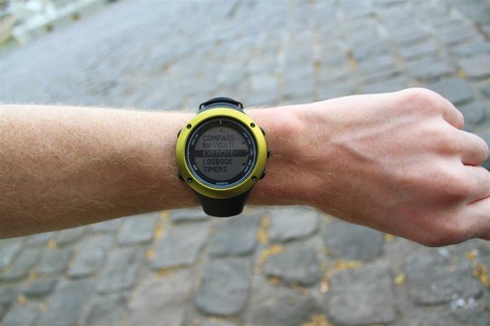 триатлон, часы