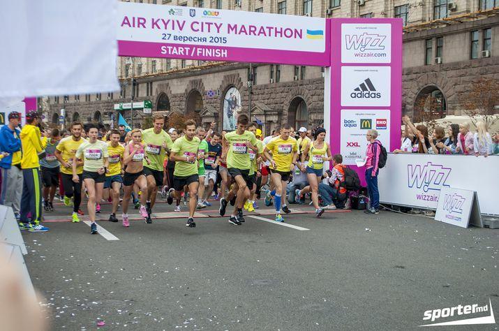 киевский марафон, wizz air kyiv city marathon