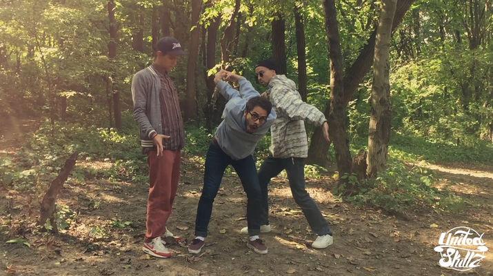 уличные танцоры, hip hop dance