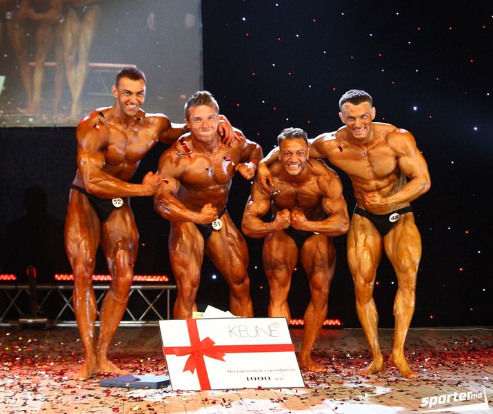 Viagra bodybuilding competition