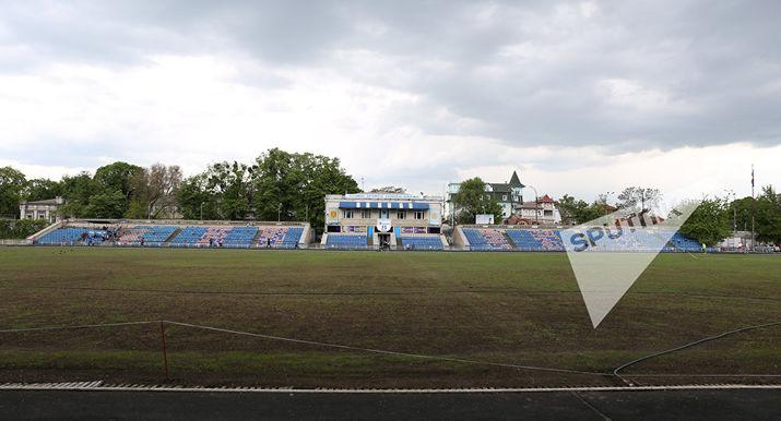 стадион динамо, николай журавский