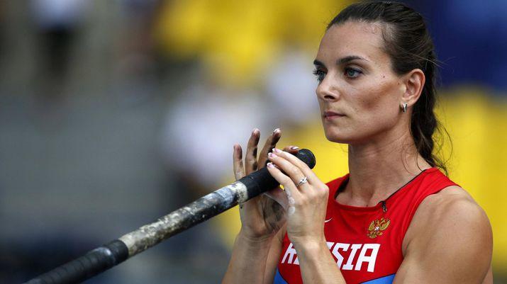 дисквалификация российских атлетов, iaaf