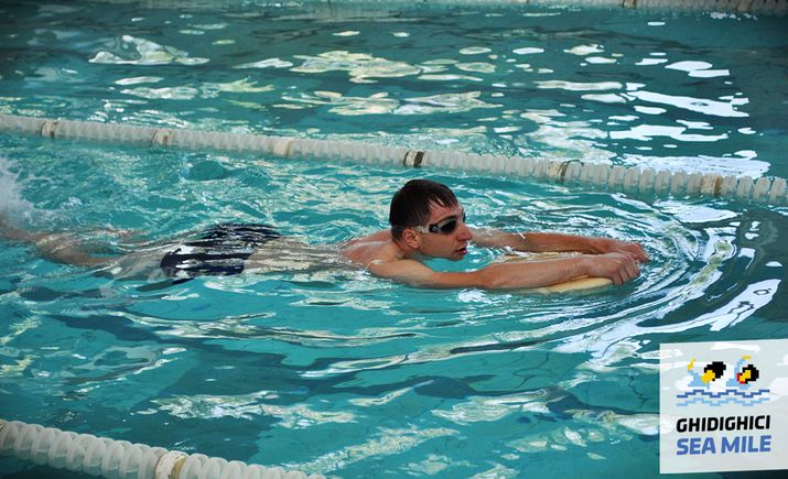 sea mile, sporter swim