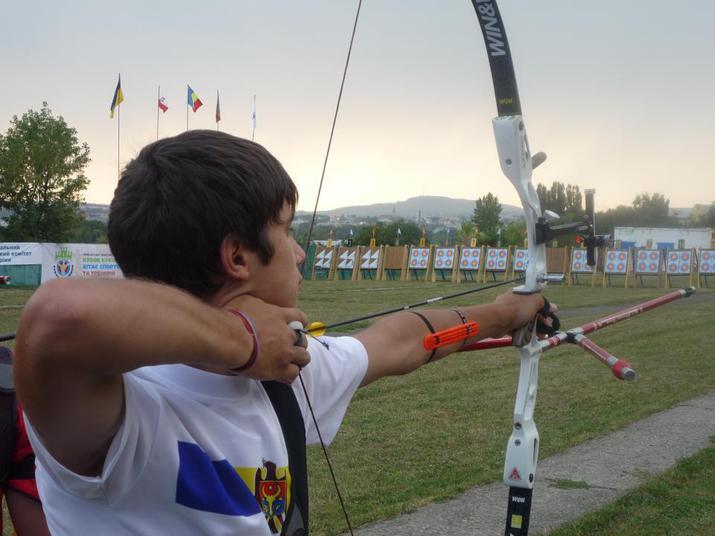 олимпийские надежды, лучники