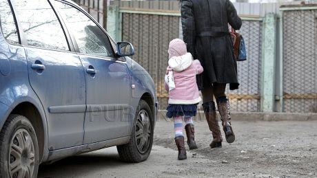 детский сад, девочка