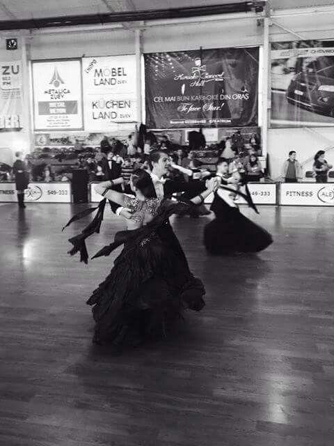 campionat de dansuri de dansuri sportive, dansuri