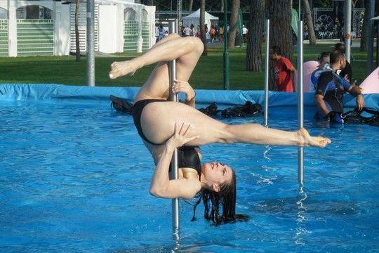pole dance, pole art