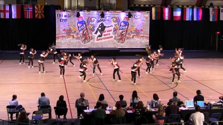 петр гозун, современные танцы