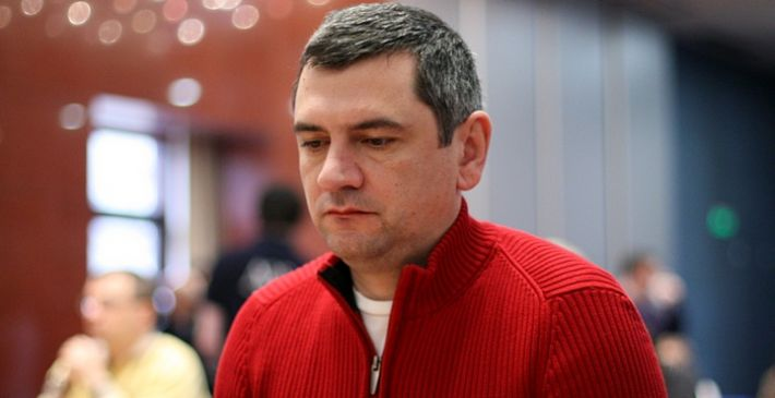 молдавский шахматист, виорел бологан