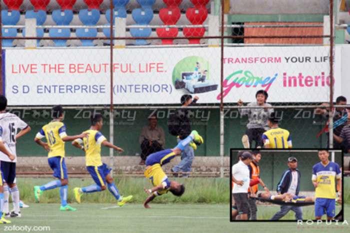 питер биаксангзуала, индийский футболист