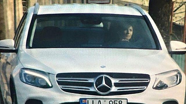 Angela Gonța, surprinsă la volanul unui automobil nou. Procurorii investighează proveniența banilor