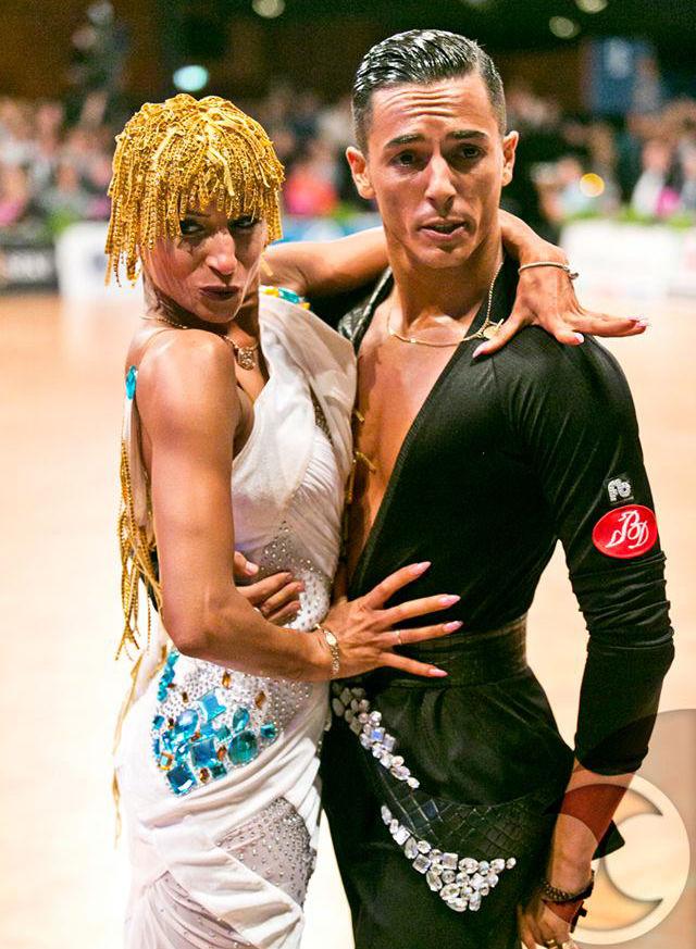 габриэле гоффредо, латинские танцы