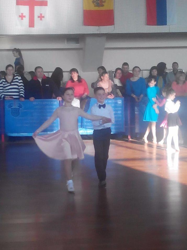 танцы в кишинёве, спорт