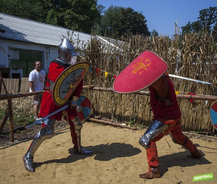 артлабиринт, фестиваль средневековой культуры