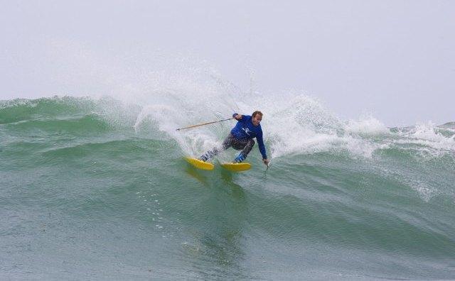 сёрфскиинг