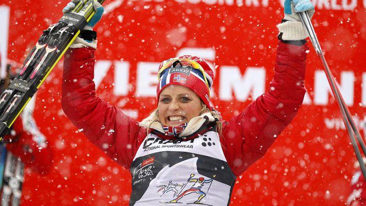 тереза йохауг, тур де ски