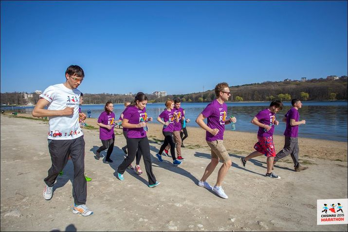 кишиневский марафон, chisinau marathon