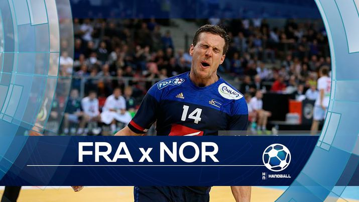 сборная франции, сборная норвегии