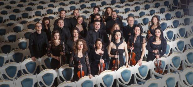 orchestra din moldova, romania