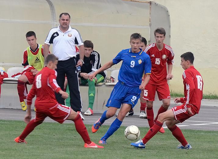 молдова, юношеские сборные