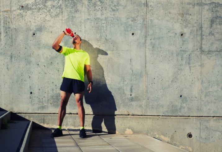 тренировка, пробежка