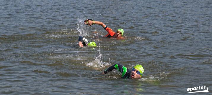 danceni, плавание в открытой воде