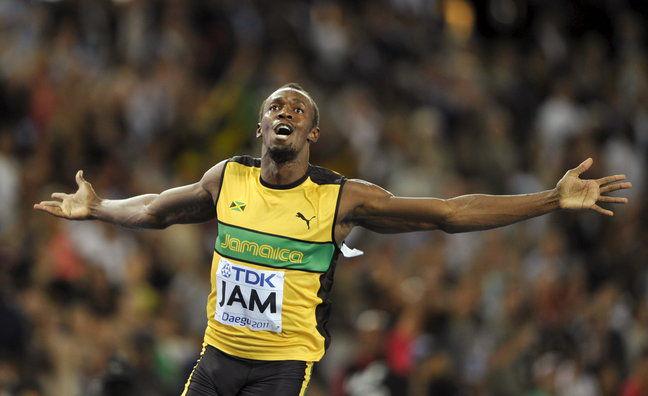 спринт, олимпийский чемпион