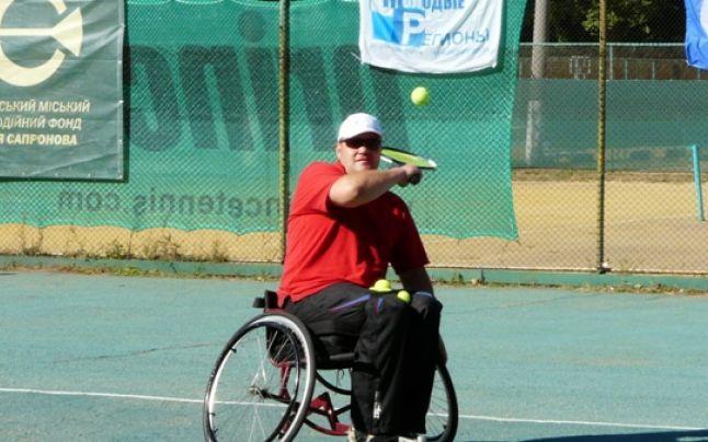 международный турнир itf, паралимпийцы
