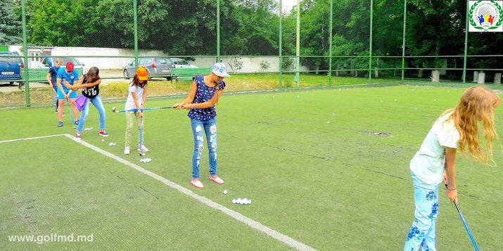 гольф, гольф в молдове