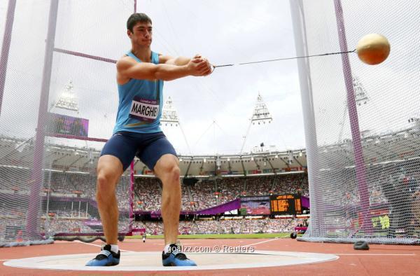 легкая атлетика, молодежный чемпионат европы