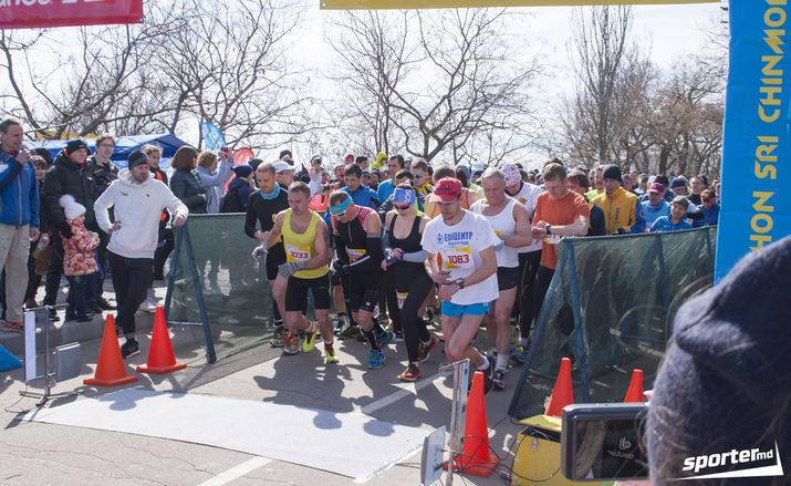 alergatori sporter, maraton odessa