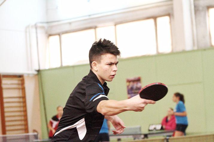 topspin usm, настольный теннис