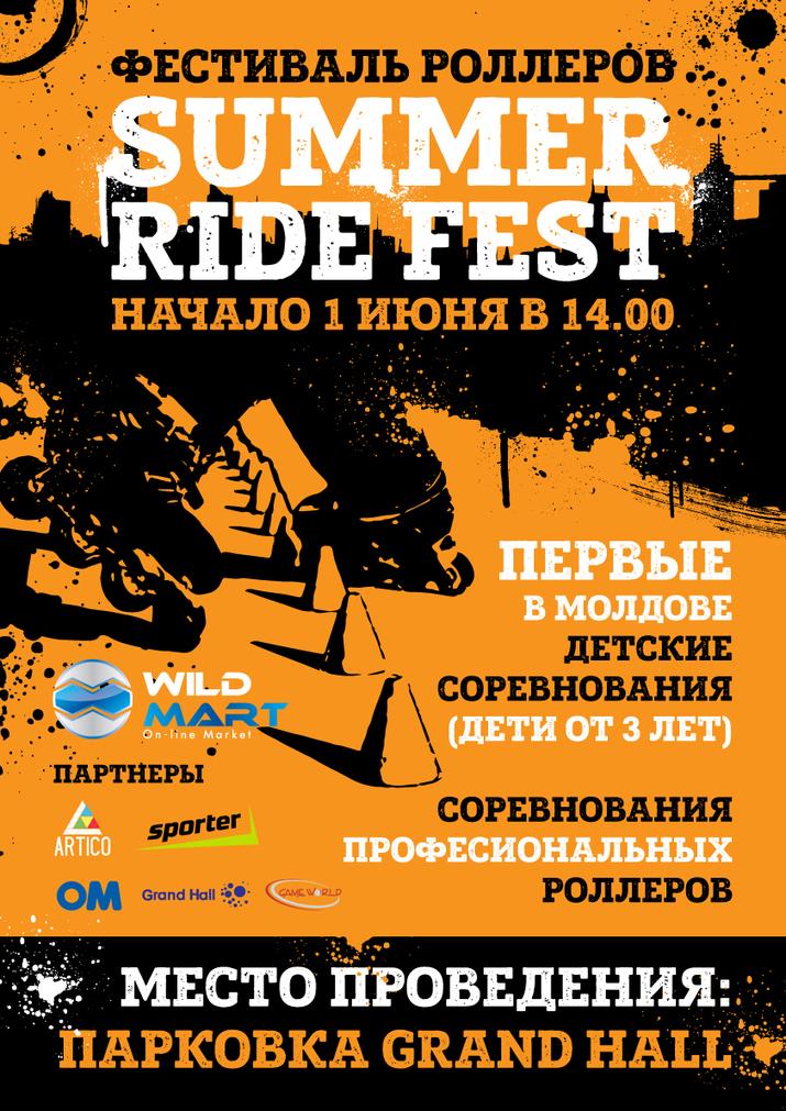 фестиваль роллерспорта