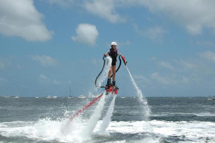 серфинг, скай серфинг
