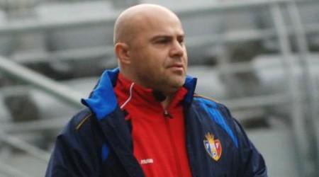 ион тестемицану, сборная молдовы по футболу