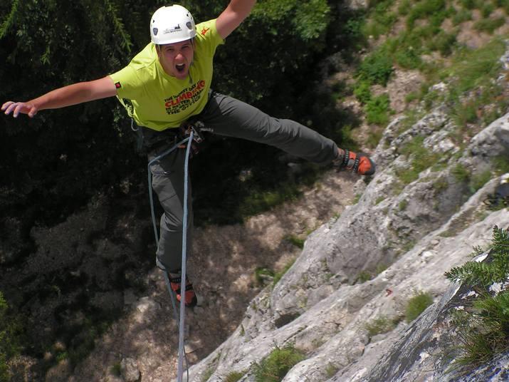 скалолазание, linia montana