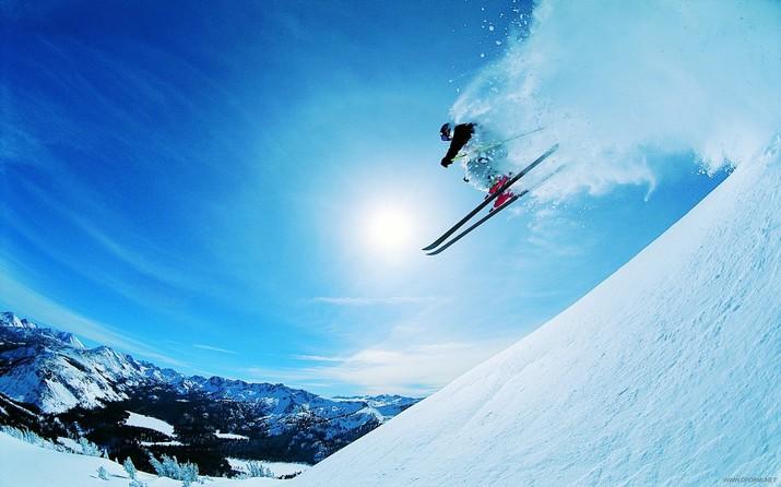 лыжи, травмы