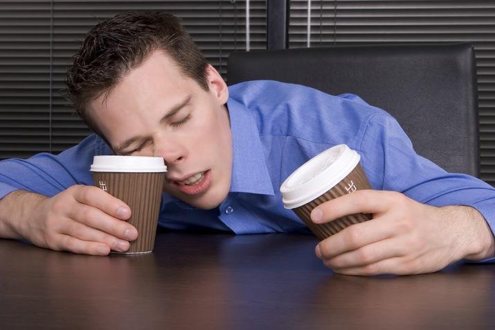 энергетики, недосыпание