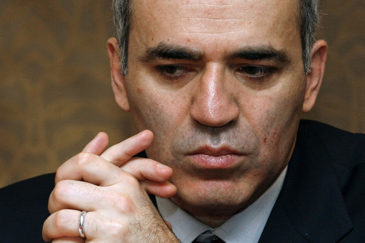 каспаров, чемпионат мира по шахматам