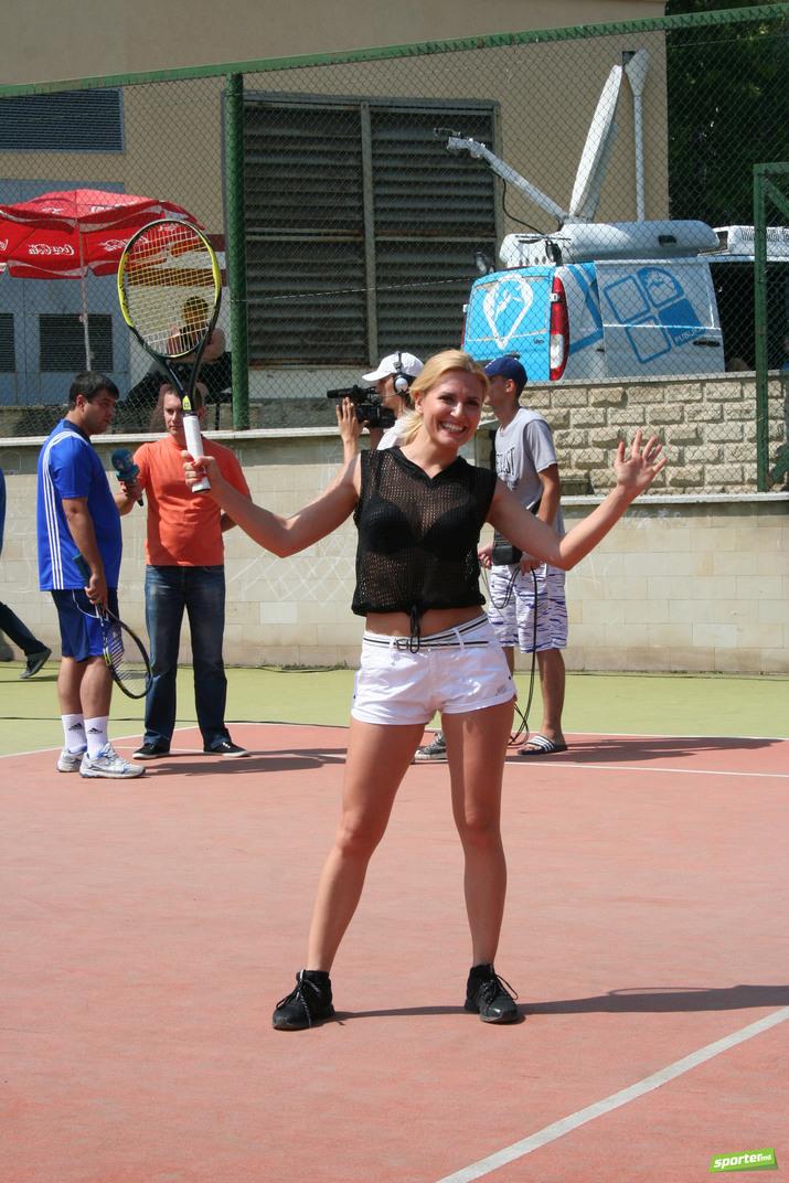 теннис, publika tv