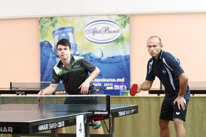 командный чемпионат кишинева
