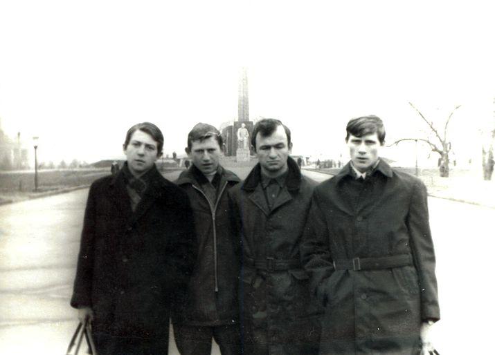 Вячеслав Балан – связной между Кишиневом и Москвой.