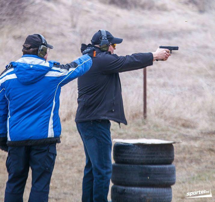 стрельба, стрельба из пистолета