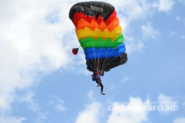 открытый чемпионат молдовы, парашютный спорт