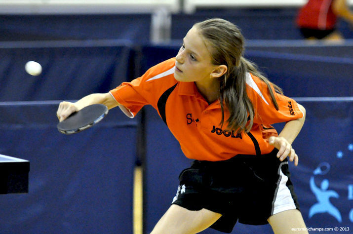 настольный теннис, женский чемпионат