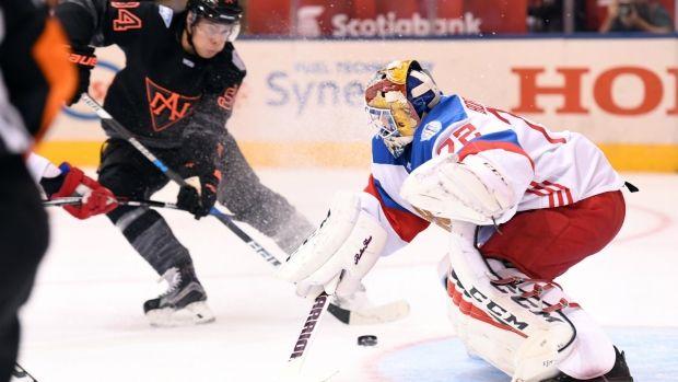 россиясеверная америка, кубок мира по хоккею