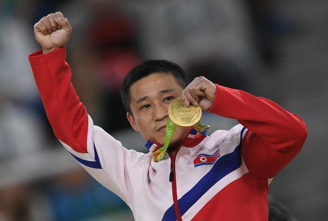 северокорейские олимпийцы, северная корея