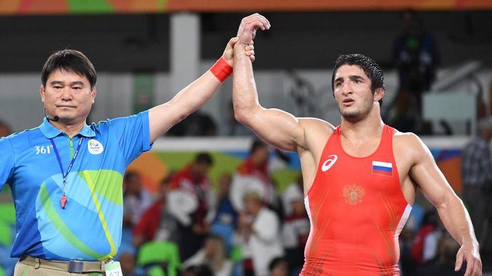 олимпийский чемпион, абдулрашид садулаев