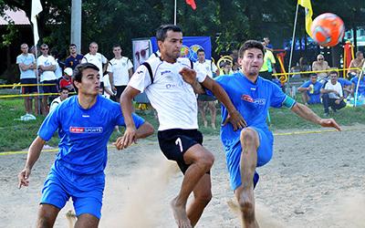 чемпионат молдовы, пляжный футбол